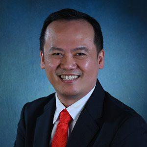 Rev Dr Desmond Soh