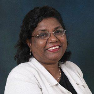 Dr. Violet James
