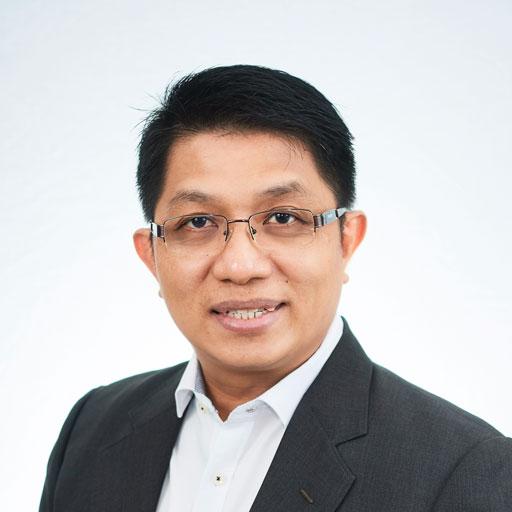 Mr. Eudenice Palaruan
