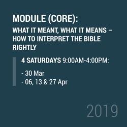 Module (Core 2)