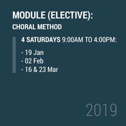 Module (Elective 2)