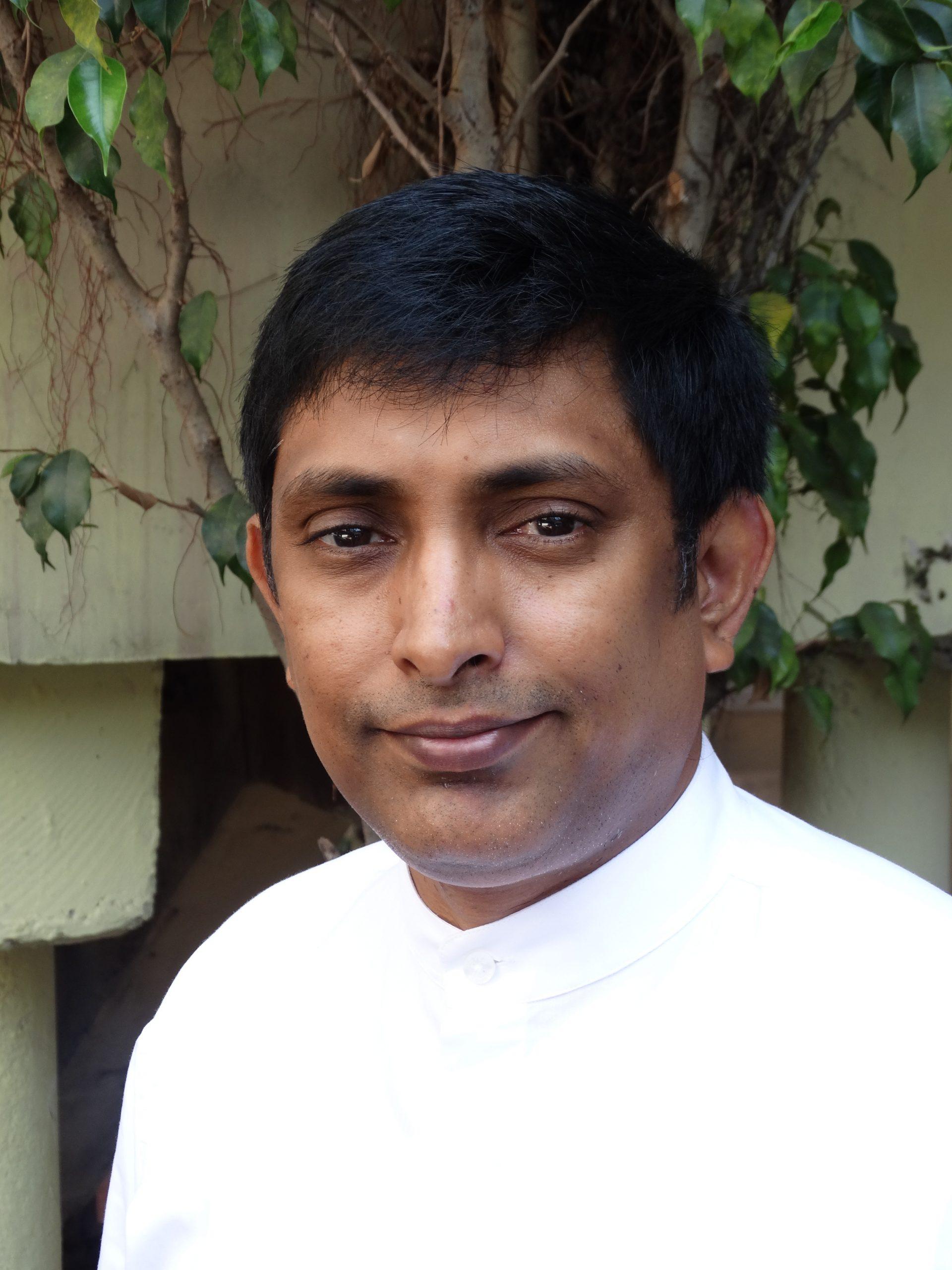 Rev. Shehan Fernando / Sri Lanka